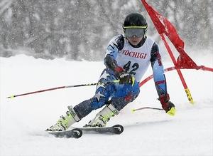 スキー大回転・成男Cで伊藤2年ぶりV 国体・栃木県予選