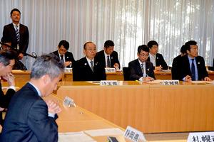 東京五輪へ作業チーム設置 競技開催の自治体