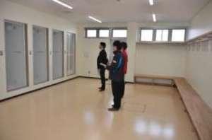 下増田運動場にクラブハウスが完成 J2群馬専用スペースも