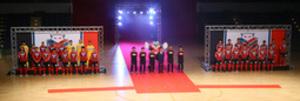 J1定着へ「果敢に」 J1札幌新チーム発表