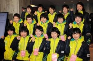 兵庫・竹地「9人の力でV」 都道府県女子駅伝