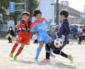 有田JFCなど決勝Tへ 佐賀県少年サッカー