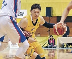 バスケB3金沢、12連勝 白山のファン沸かす