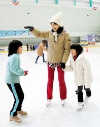 スケートするなら敦賀、氷の質高く 元五輪選手も練習