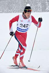 スキー 鈴木(米沢スキーク)4連覇 山形県総合スキー・距離成年男子A