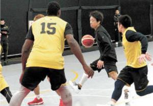 バスケBリーグ 仙台、柳川が守備の鍵「戦術を信じる」