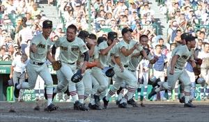 下野新聞KIZUNAスポーツ大賞 作新高の硬式野球部に