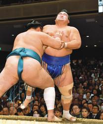 大相撲 琴奨菊、大関陥落 初優勝から1年…