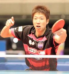 卓球 全日本選手権 水谷、快勝スタート