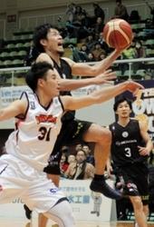 バスケットB2西宮、愛媛下し20勝目