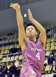 福島連勝ストップ、広島に敗れる バスケBリーグ