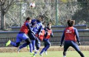 J2徳島高知キャンプ 22日今季初の練習試合