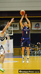 青森、信州にホーム2連勝 バスケBリーグ