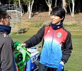 通訳李さん、韓国人選手支える J2山形、弟の後受け継ぐ
