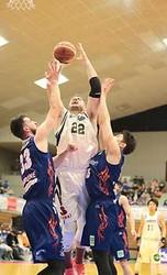 信州最下位転落、青森に連敗 バスケBリーグ2部
