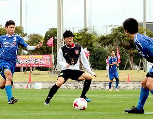 J1浦和 沖縄キャンプ ラファ6得点 練習試合