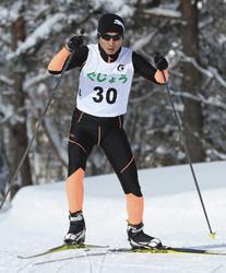 スキー 中部日本大会 愛知県勢、大回転は3位、距離5位
