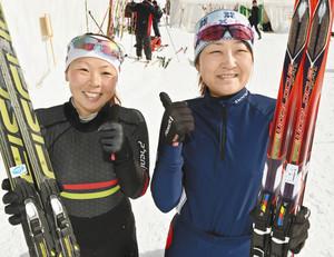 スキー 中部日本大会 福井県勢は総合4位