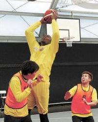 バスケBリーグ 仙台、ホーム京都戦