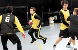 バスケBリーグ 仙台 志村、動きに切れ