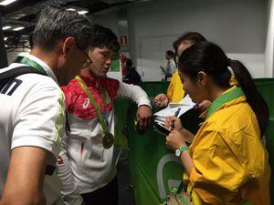 世界つなぐ-東京も 五輪ボランティア、リオで活躍