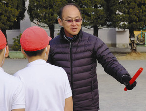 リレーは気持ちつなぐ リオ五輪陸上代表監督・麻場一徳さん