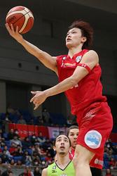 富山グラウジーズ3連勝逃す バスケBリーグ1部