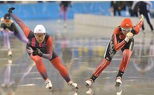 スピード500、岩手県勢3人が決勝へ 長野スケート国体