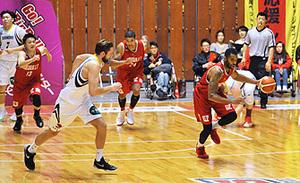 岩手ホーム2連勝、信州に80-54 バスケBリーグ2部