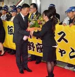 阪神、DeNAが沖縄県入り 1日キャンプイン