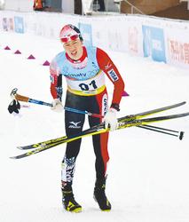 冬季ユニバ・スピードスケート 高橋(ダイチ)女子3000「銀」