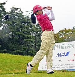 「全日本小学ゴルフ」10月8日・本戦 棚倉田舎倶楽部で開催