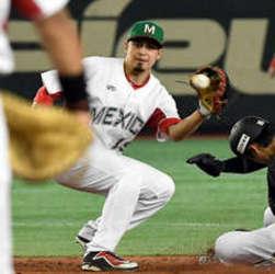 カープ ペーニャ獲得 メキシコ代表、堅守の三塁手