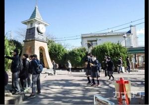 東京五輪 鎌倉市 時計台広場再整備へ 五輪向けイベントも
