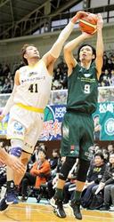 香川逆転負け、西宮に84―85 バスケBリーグ2部