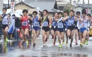 スズキ浜松AC、一般男子連覇 浜名湖一周駅伝