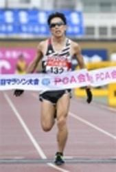 大石(富士東高出)、好タイムで4位 別大マラソン