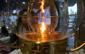 アジア大会聖火 札幌、帯広で展示