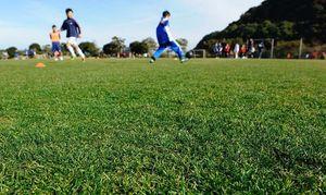 サッカー 黒潮町の「フットボールセンター」が高知県内初JFA認定へ