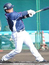 西武 山川、手応えの4年目 本塁打数で勝つしかない