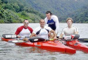 東京五輪 合宿誘致目指す 高知県の早明浦ダム湖をカヌー拠点に