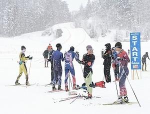 スキー ながの銀嶺国体 14日競技開幕