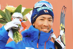 渡部暁、今季最高の2位 スキーW杯複合札幌大会