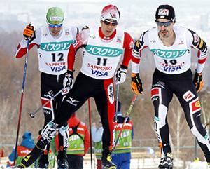 永井秀、個人自己最高の6位 W杯スキー男子複合