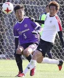 J1広島・千葉「開幕任せろ」 練習試合でJ2岐阜に勝利
