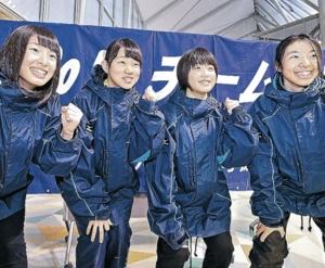 石川女子リレー復活 国体スキー・距離、5年ぶり