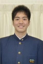 林田選手、瓊浦高へ 陸上3000m中学記録保持者