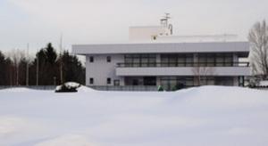 東京五輪と同素材のコート 平岸高台テニス場再整備