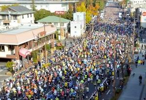 おかやまマラソン効果14.7億円 16年の大会、初回を上回る