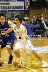 バスケBリーグ 青森、FE名古屋に勝利